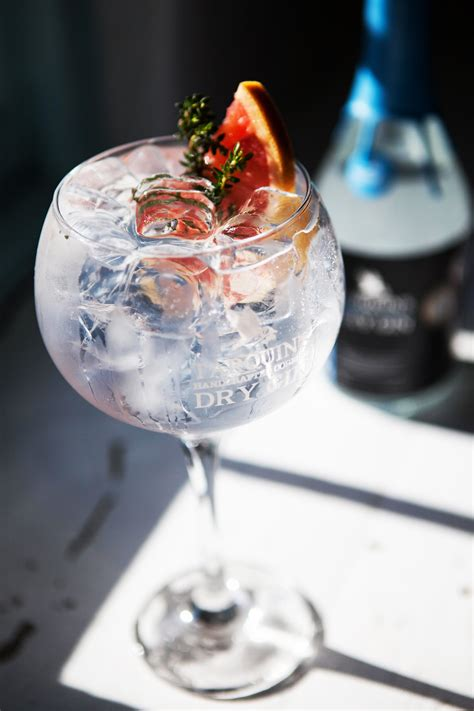 Cornish Dry Gin Cocktails - Tarquin's Gin
