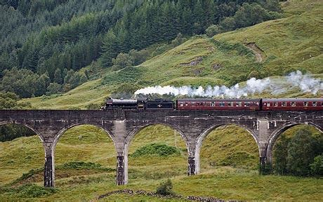Harry Potter railway named best in the world - Telegraph
