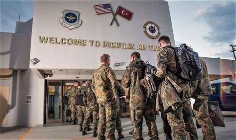 Turkish Lawyers Want To Raid US Air Base, Arrest US Troops