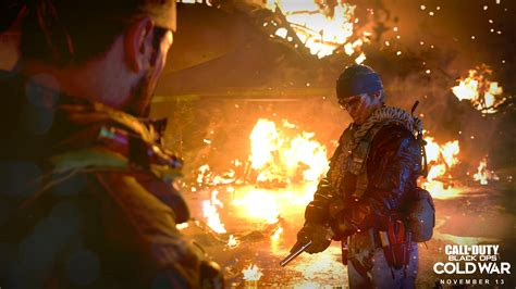 'Call of Duty: Black Ops Cold War' PS4 Open Beta Date