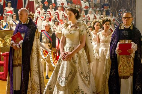 In 'The Crown,' a Young Queen, but a Young Woman, Too