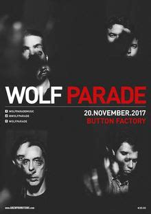 Wolf Parade Tickets, Tour Dates & Concerts 2021 & 2020