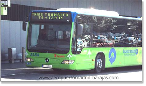Madrid Barajas Airport - Transfer and connections between