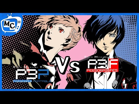 Persona 3: Differences between Versions   Shin Megami