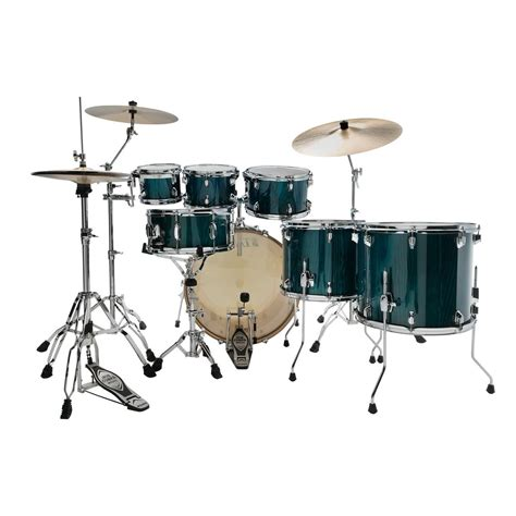 Tama CL72RSP-GHP Superstar Classic Exotix Drum Kit, Shell