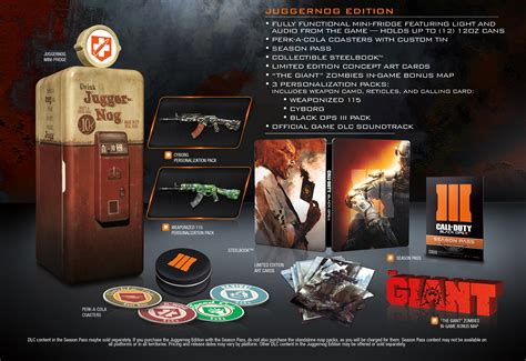 This Black Ops 3 Collector's Edition contains an actual