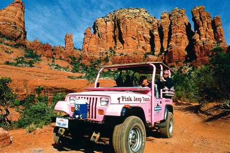 Pink Jeep Tours - Grand Canyon Classic West Rim   CANUSA