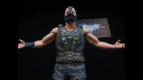 dc collectibles the dark knight rises bane icon 1:6 scale
