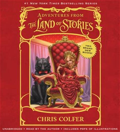 Listen to Adventures from the Land of Stories Boxed Set